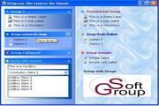 Softgroup .Net Explorer Bar