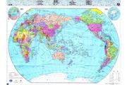 超高清晰世界地图 中文版