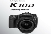 宾得数码相机K10D型使用说明书