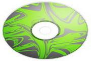 个性CD光盘图标...