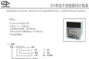狮威TCN-61A单段半智能拨码计数器使用说明书
