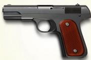 手枪psd手绘设计素材