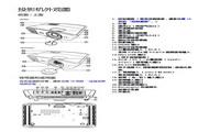 明基W750投影机使用说明书