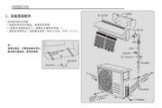海信KMR-55W2/NFDBp空调器使用安装说明书