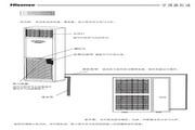 海信KUR-120LW/S61-2空调器使用安装说明书