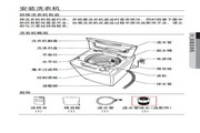 三星XQB70-N99I全自动洗衣机使用说明书