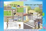 新版教材人教版pep小学英语【六年级上册】小树苗点读软件