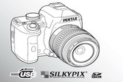 宾得数码相机K-r型使用说明书