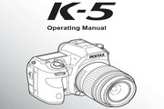 宾得数码相机K-5型使用说明书