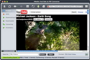 4Media YouTube to PSP Converter for Mac 3.2.0