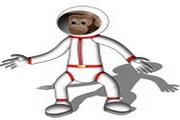 可爱猴子图标下载