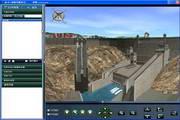 广西骋天水电站三维虚拟仿真系统 1.0