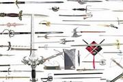 各式剑的素材大...