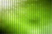 马赛克背景矢量图 绿色版