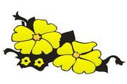 矢量花朵素材113