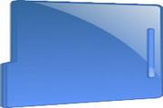 蓝色系统图标