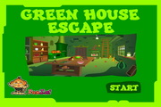 逃出绿色小房子...