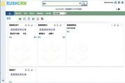 RUSHCRM客户关系管理系统 企业版