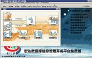 宏达数据库信息管理开发平台 15.0201