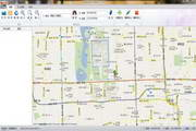电脑离线地图软件 北京版 3.0