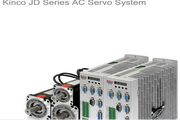 步科JD660交流伺服系统使用手册