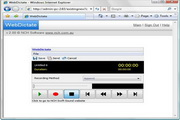 Web Dictate Internet Dictation Software 1.06