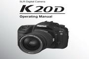 宾得数码相机K20D型使用说明书