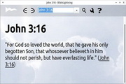 BibleLightning Portable For Linux 20140614