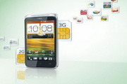 htc智能手机广告...