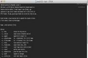 GNU Ocrad For Mac pre 0.24 pre 1