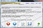 Keyboard Tracer(formerly Keyboard Logger) 1.93