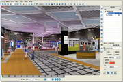 Converse3D三维场景编辑器