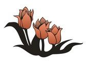 矢量花朵素材106