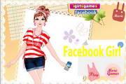 Facebook时尚女...
