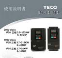 东元F510-4015-C3F变频器使用说明书