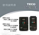 东元F510-4015-H3变频器使用说明书