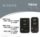 东元F510-4010-C3F变频器使用说明书
