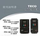 东元F510-4008-C3FN4变频器使用说明书