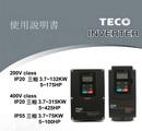 东元F510-4005-C3FN4变频器使用说明书