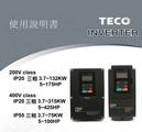 东元F510-2150-C3变频器使用说明书