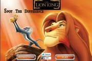 动画狮子王找茬...