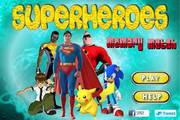 超级英雄之记忆...