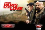 巴黎浪漫爱情...