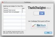 TaskBadges For Mac 1.1