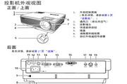 明基MP727投影仪...