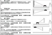 明基MP620c投影仪使用说明书