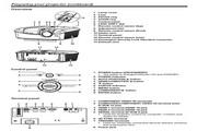 三菱HC7900DW投影机说明书