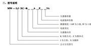妙王MW-LJK160零序电流互感器使用说明书