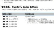 黑莓Curve 9360手机使用说明书