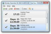 Free Countdown Timer Portable